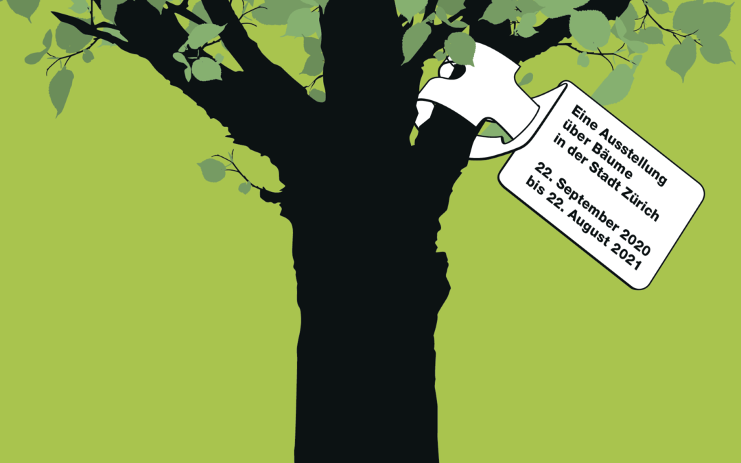 """Une visite guidée de l'exposition """"Des arbres dans laville"""""""