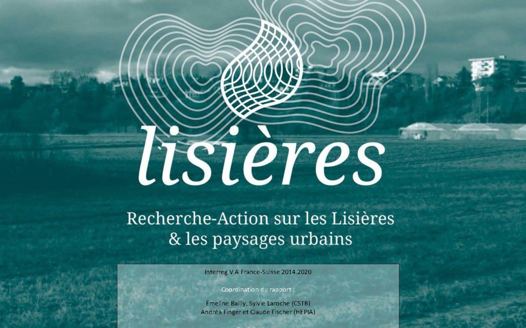 Les lisières urbaines : enjeux pour la viabilité de nos agglomérations
